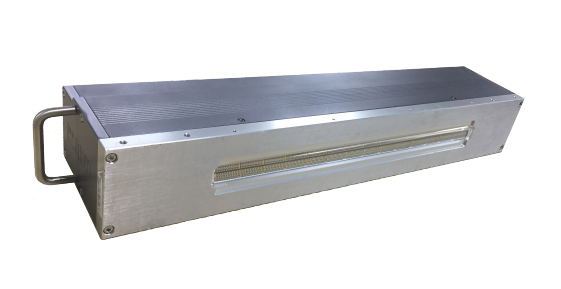 UV LED Curing System for Narrow Web Press