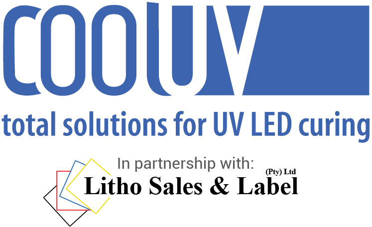 Cool UV LED curing system